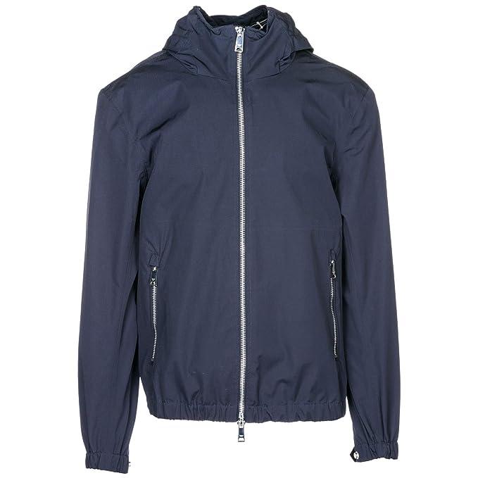 604f0f88697e Emporio Armani Blouson Homme blu 50 EU  Amazon.fr  Vêtements et accessoires