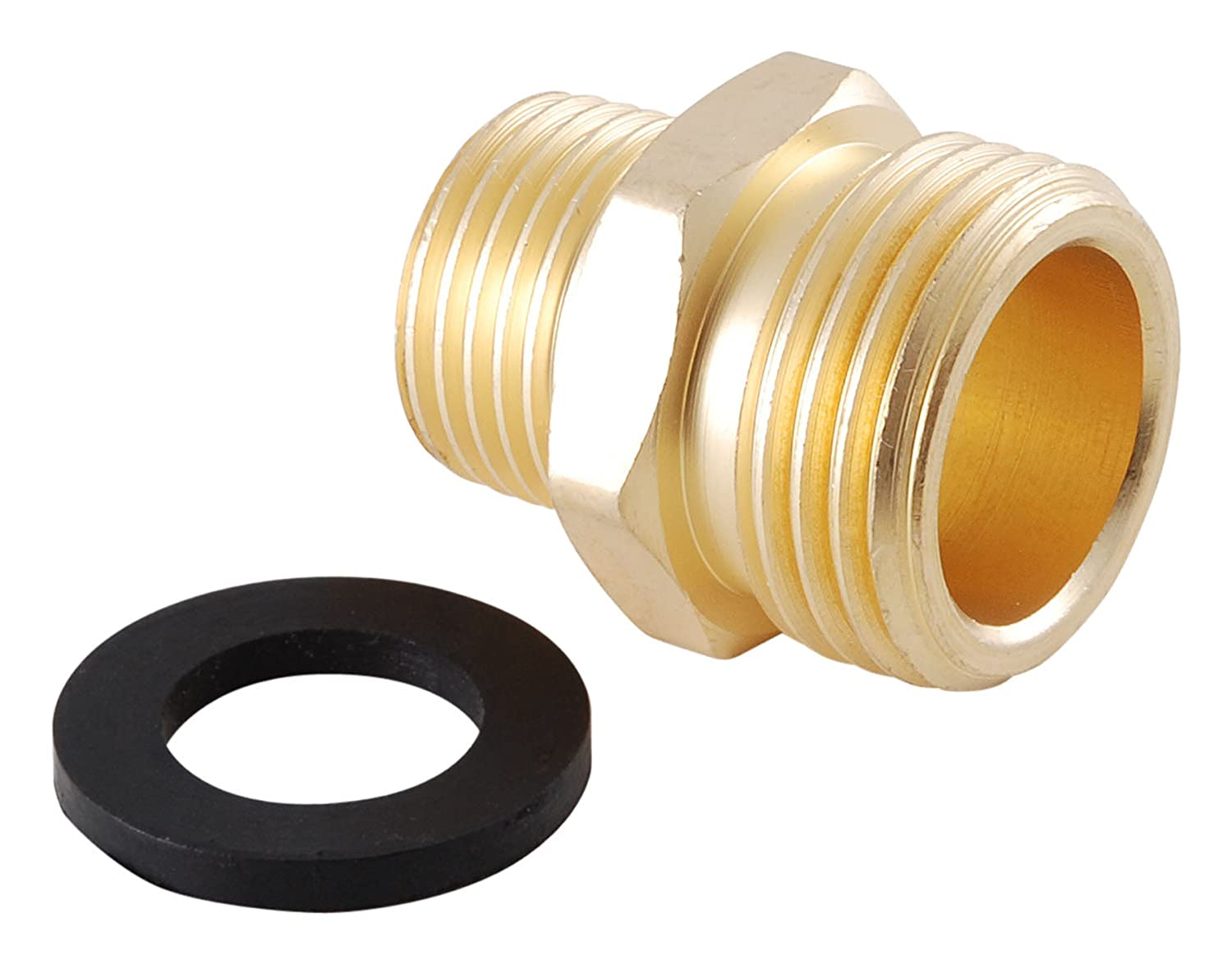 LDR 504 2120 3/4-Inch MHT by 1/2-Inch MIP Male Hose Fitting