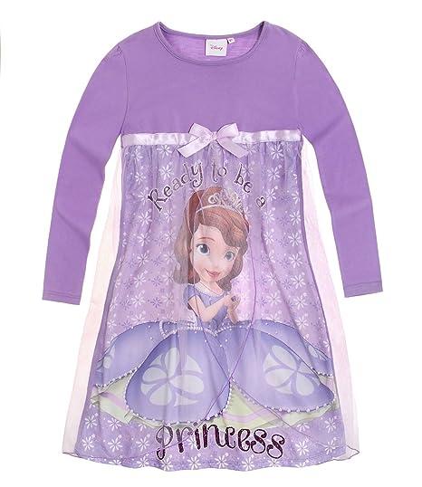 énorme réduction ebcfb d4202 Disney Princesse Sofia Chemise de nuit - mauve - 2 ans