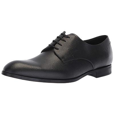 Emporio Armani Men's Logo Penny Loafer Uniform Dress Shoe | Loafers & Slip-Ons