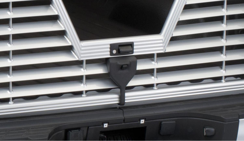 Husky Liners 15258 Black Aluminum Tailgate Back-Up Camera Mount