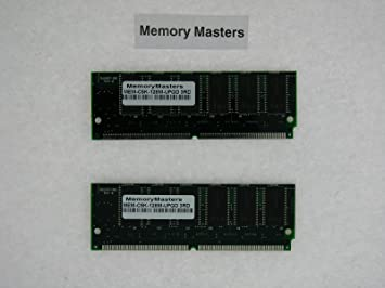128MB 2X64MB FOR CATALYST 5000 5500 SUPERVISOR ENGINE IIG UPGRADE RAM Memory Upgrade