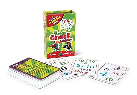 Amazon.com: Super Genius - Addition: Toys & Games