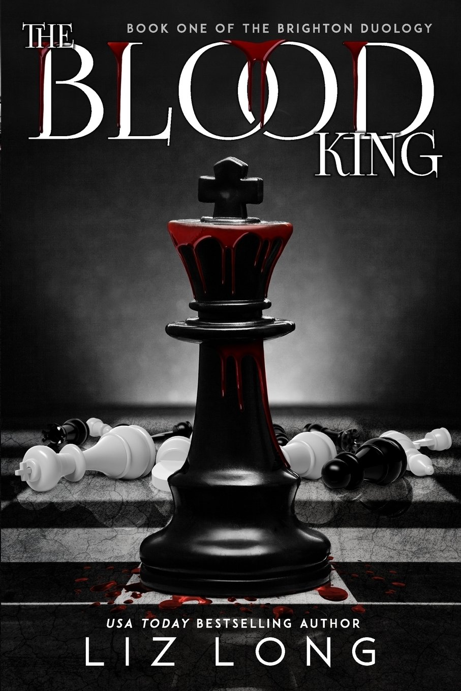 The Blood King (The Brighton Duology) (Volume 1)