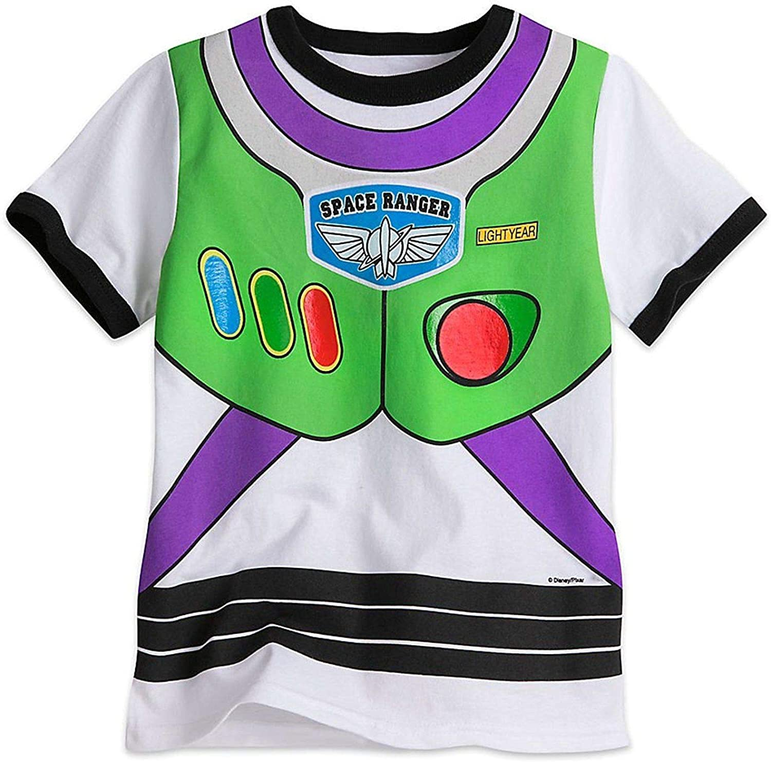Custom Boutique Clothing Toy Story Buzz Light Year Short and Halter Top
