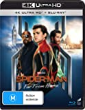 SPIDER-MAN: FAR FROM HOME - 2 DISC - UHD/BD