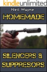 Amazon weaponsmithing crafts hobbies books homemade silencers and suppressors gunsmithing at home fandeluxe Images