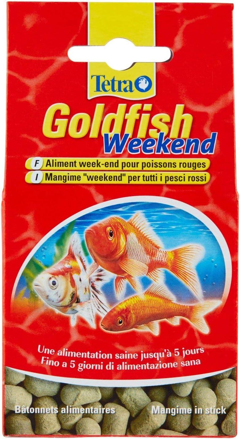 Tetra Goldfish - Alimento de fin de semana para peces rojos
