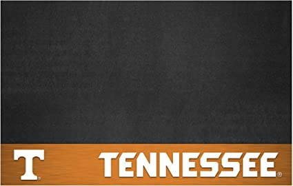 Amazon Com Fanmats Ncaa University Of Tennessee Volunteers Vinyl Grill Mat Sports Fan Car Floor Mats Sports Outdoors
