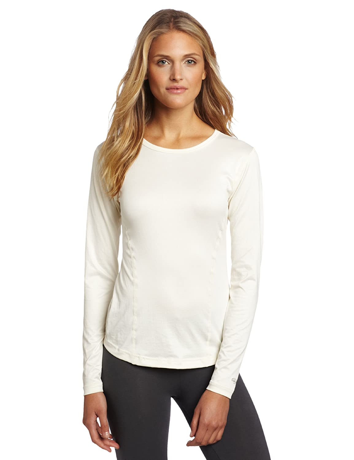 Duofold KMC3 Duofold Womens Mid Weight Varitherm Thermal Shirt Hanesbrands
