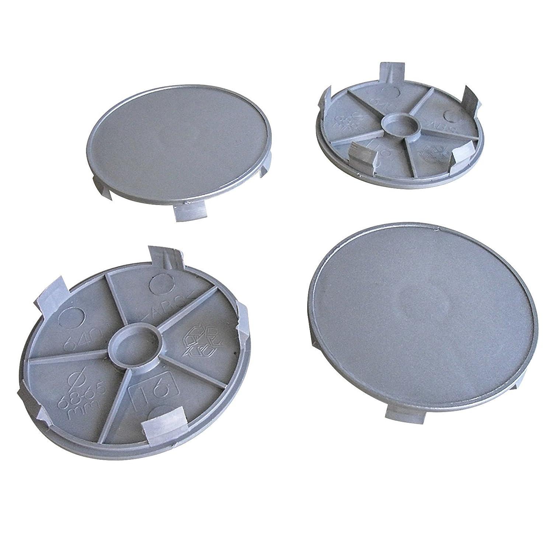 Hub Caps 68 mm 65 mm Universal Set of 4