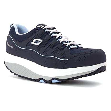 603a9ae2827e Buy Skechers Women s Shape Ups 2.0 Comfort Stride Fashion Sneaker Online at  Low Prices in India - Amazon.in