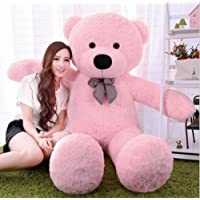 ToyHub 5 Feet Soft Teddy Bear Pink (152 CM)