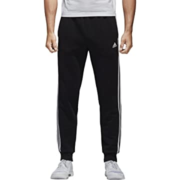 reliable adidas Men's Essentials 3-Stripe Jogger Pants