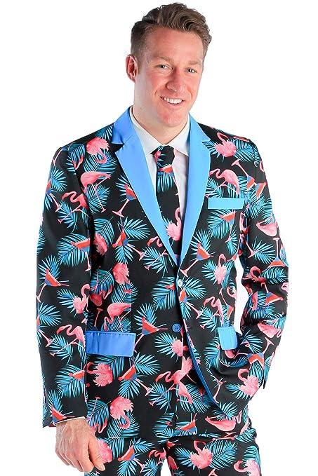 Amazon.com: Traje de Martini alto para hombre – Flamingo ...