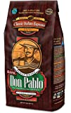 (Italian Espresso, 0.9kg) - Cafe Don Pablo Gourmet Coffee - Classic Italian Espresso - Dark Roast Whole Bean Coffee 0.9kg