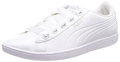 basquette puma femme blanche