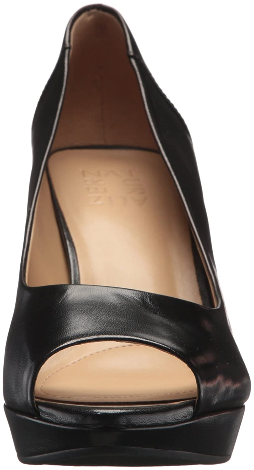 Naturalizer Women's Amie Pump B076NXDQ2X 10 W US|Black