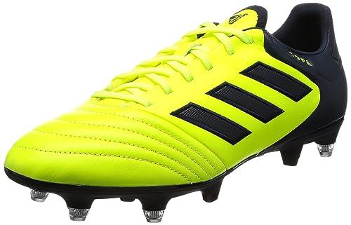 new style 86dfe 0558d adidas Copa 72 SG, Scarpe da Calcio Uomo, Giallo (Solar Yellow Legend Ink