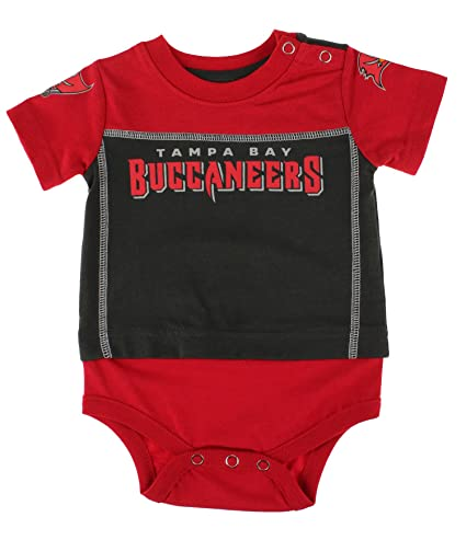 122ca2a2 Amazon.com: Outerstuff Tampa Bay Buccaneers NFL Baby Boys Newborn ...