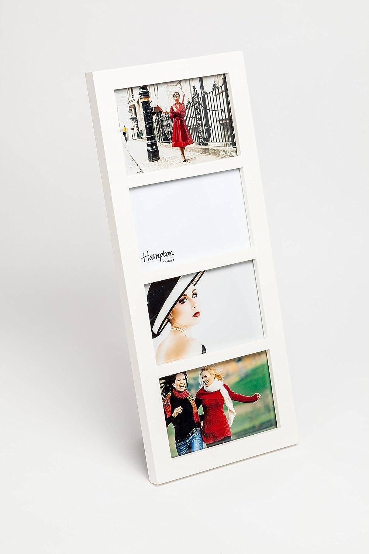 gal464wh Galerie 4 apertura 4 x 6 (10 x 15 cm) Multi Photo marco de ...