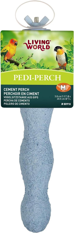 LIVING WORLDPerchas de Cemento Pedi-PerchMedianas