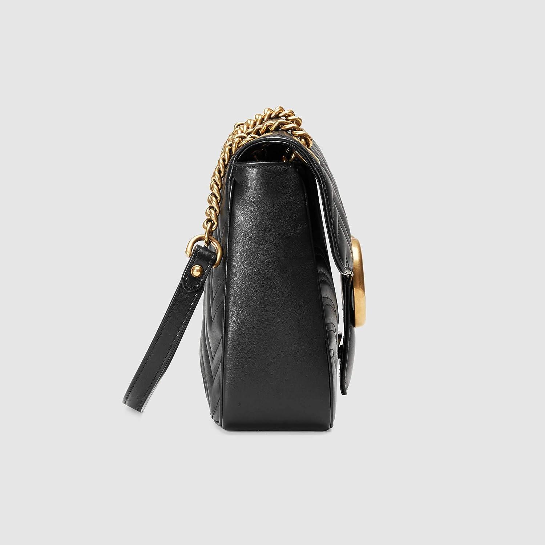 b2e6cb31088f KK-BAG GUCCI GG Marmont medium matelassé shoulder bag: Handbags: Amazon.com