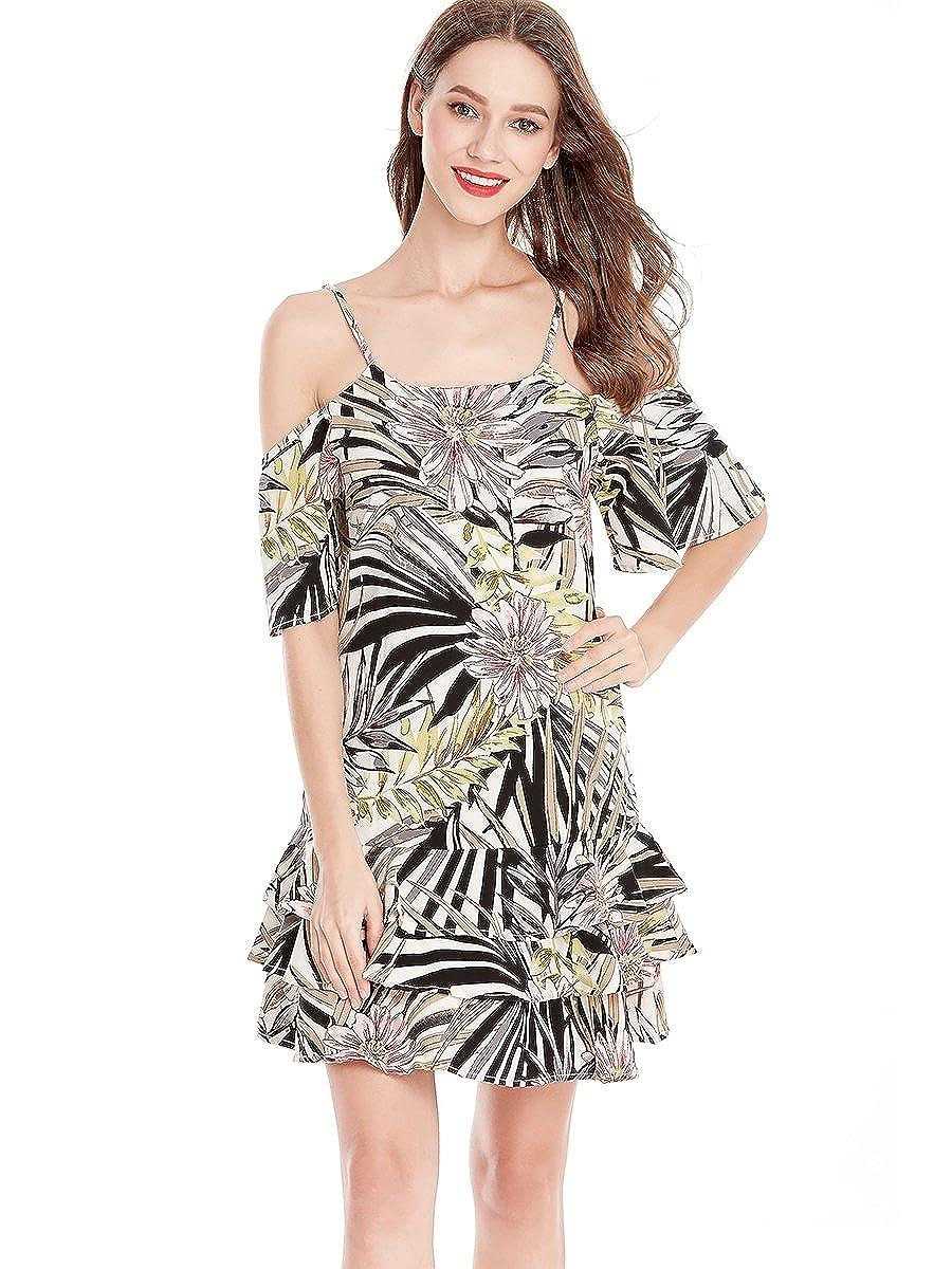 Summer Dresses for Women Hawaiian Beach Dress