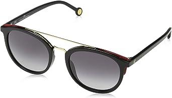 Carolina Herrera SHE7410700 Gafas, negro, 52/21/135 para Mujer