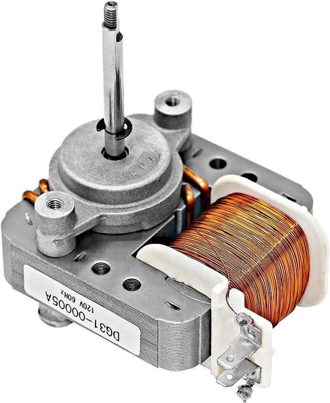 Genuine Ignis Oven Fan Motor /& Fan