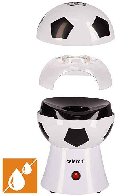 Palomitero - Máquina de palomitas celexon SoccerPop SP10