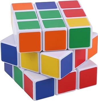 Shivsoft Magic Puzzle Speed Rubiks Cube 3X3X3