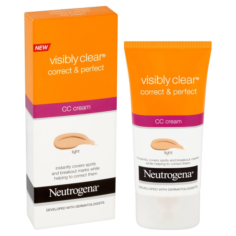neutrogena cc cream