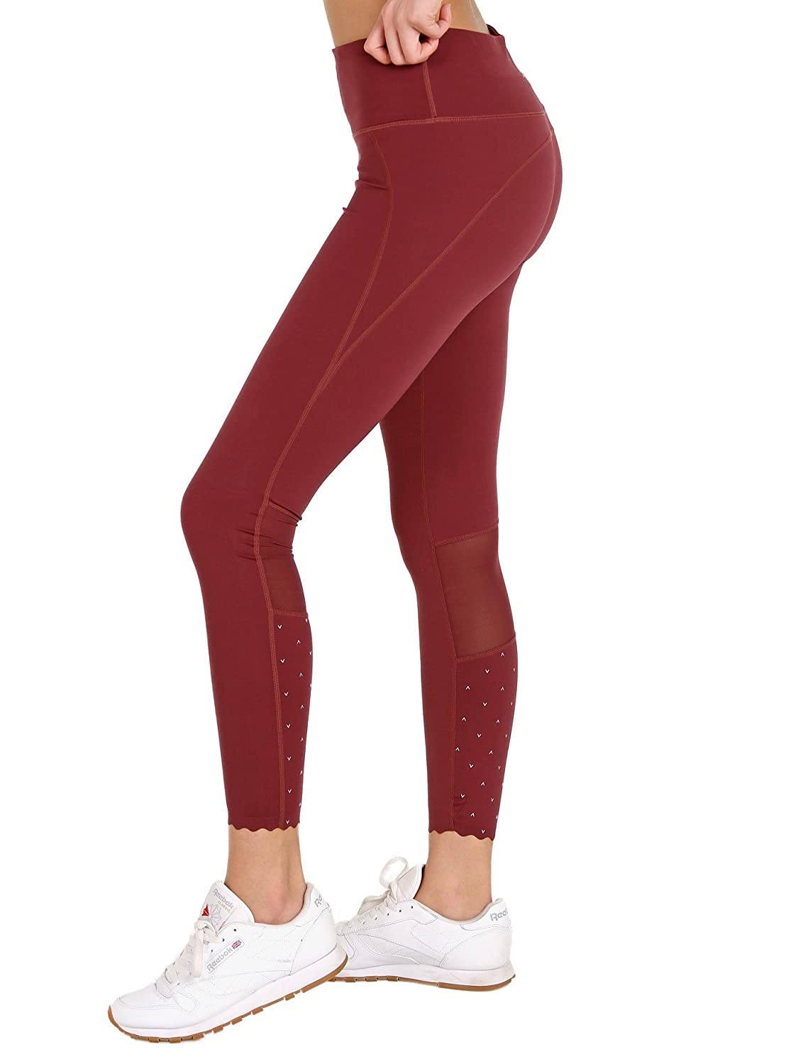 eefad4bfac Amazon.com: Varley Emory Tight Windsor Wine: Clothing