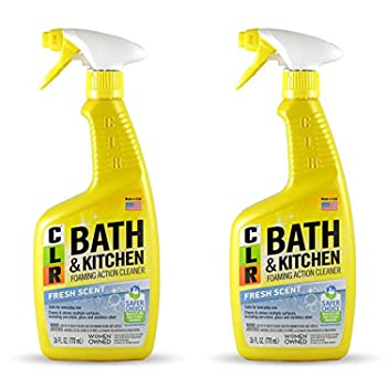 CLR Bath and Kitchen Shower Tile Cleaner