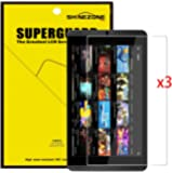 SHINEZONE NVIDIA SHIELD Tablet K1 用液晶保護フィルム 日本製素材 気泡軽減 高光沢タイプ 3枚パック