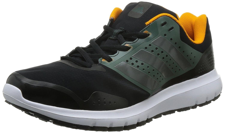 san francisco f013a aed94 Adidas - Duramo 7 Atr M - S78316 - Couleur Blanc-Noir-Vert - Pointure  42.0 Amazon.fr Chaussures et Sacs