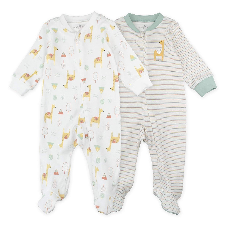 最新な Sunny Newborn & Sal SLEEPWEAR SLEEPWEAR ユニセックスベビー B07HJHNQWH Newborn B07HJHNQWH, 裾野市:446d408b --- a0267596.xsph.ru