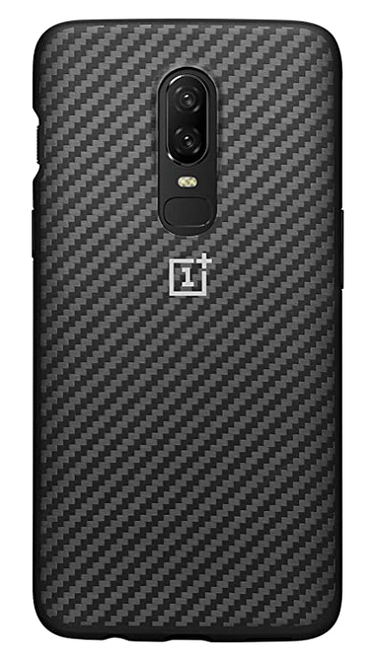 info for e77e3 39a7c OnePlus Karbon Bumper Case for OnePlus 6