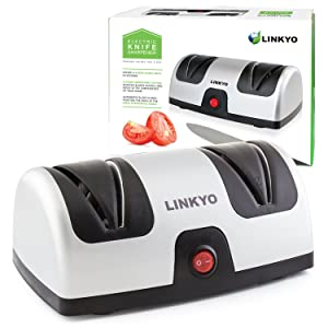 LINKYO Electric Knife Sharpener Review