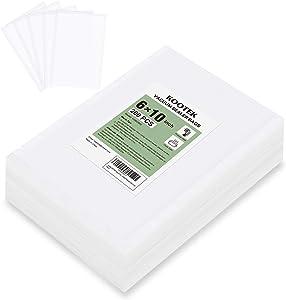Kootek 200 Pint Vacuum Sealer Bags 6
