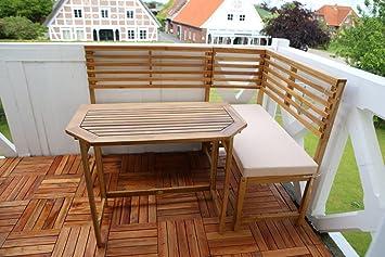 Destiny balcon amalfi balcony salon de jardin avec banc d ...