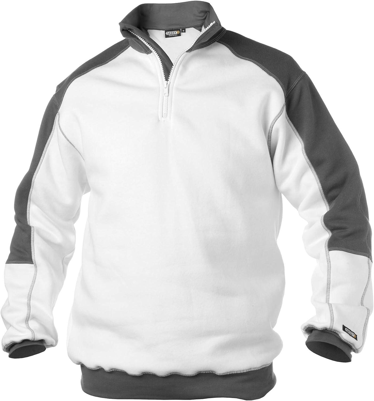 Dassy Basiel Zip Sweater | Werktruien.nl