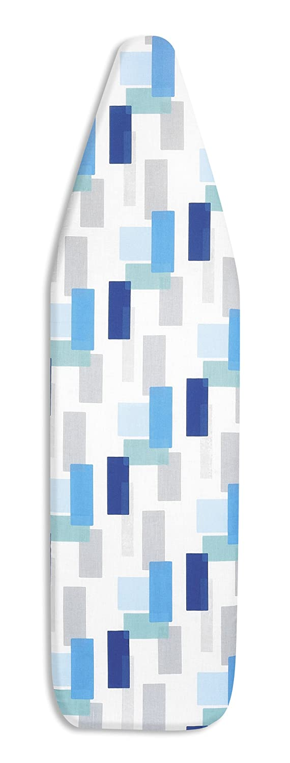 Whitmor 6467 – 100 Scorch Resistant Ironing Board Cover and Pad, Happy Thoughts 6412-833 B00305HPL4 Transpatency