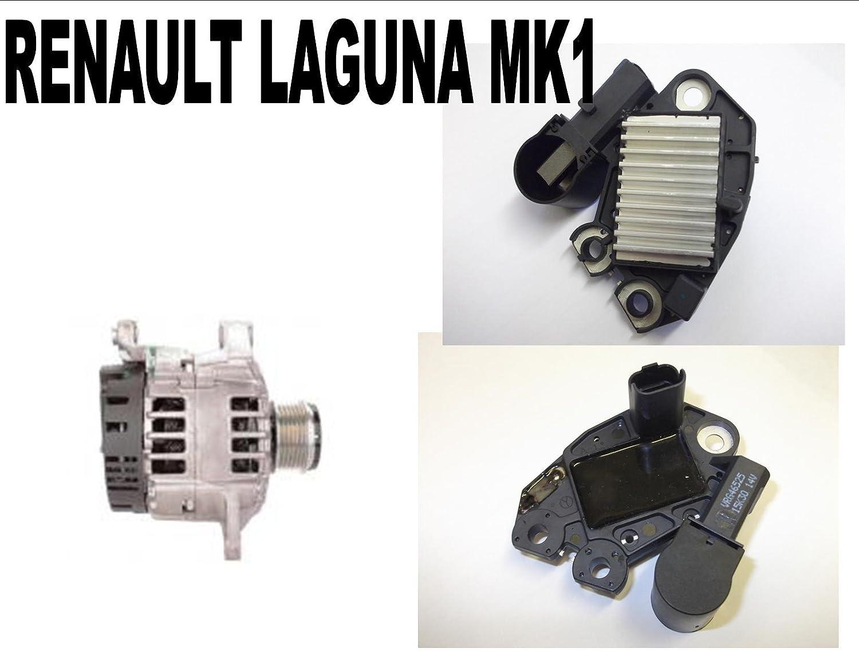 Alternador regulador para Renault Laguna MK1 MK I 1.9 Hatchback Estate 1997 1998 1999 2000 2001