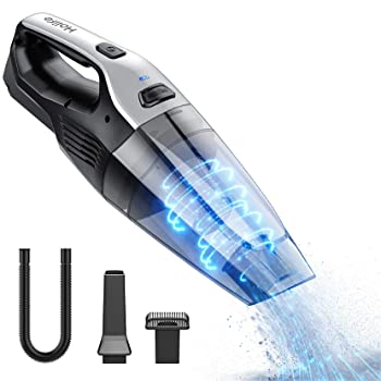 Holife Portable Handheld Cordless Vacuum Cleaner