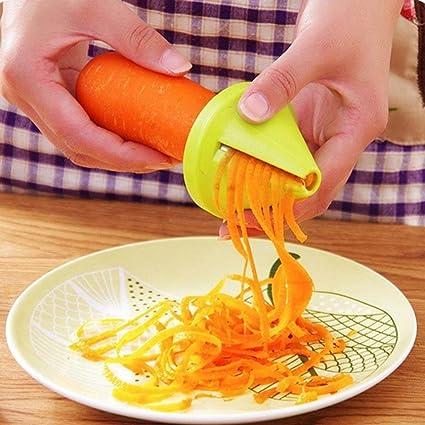 Cortador de frutas verduras – Pescado (TM) 2 piezas multifunción ...