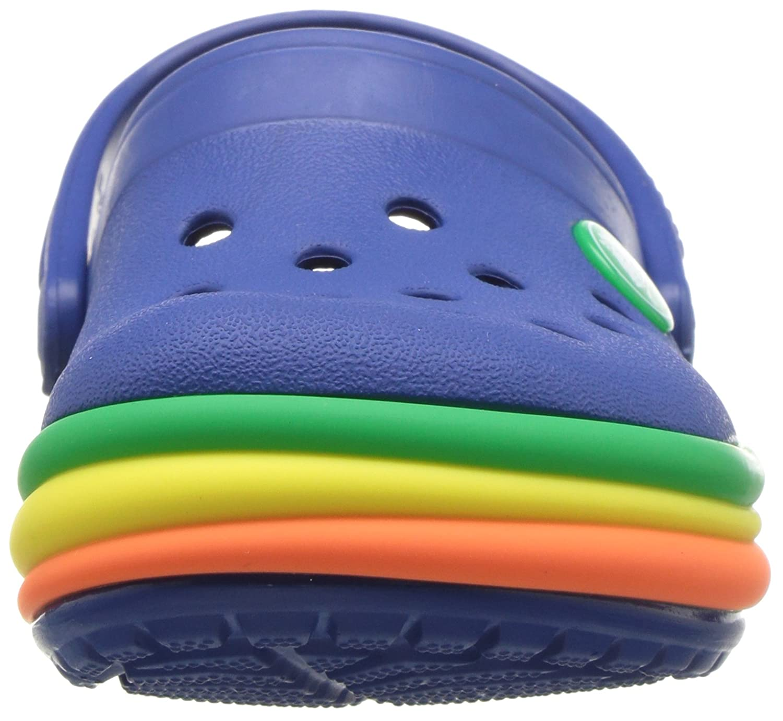 crocs CB Rainbow Band Clog Kids  Amazon.de  Sport   Freizeit ba29995e67d