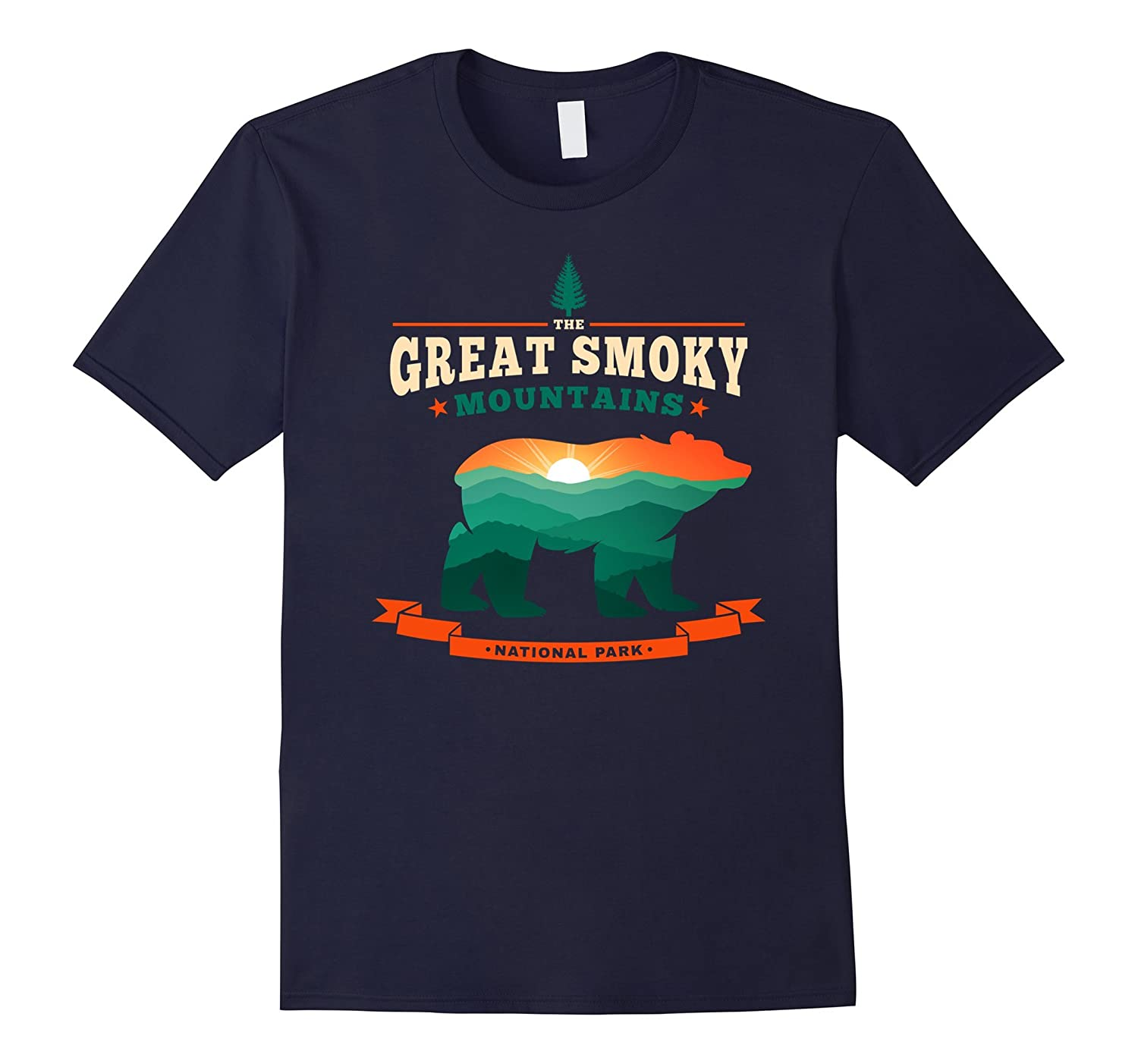 Smoky Mountains National Park T Shirt | Smoky Mountains-T-Shirt