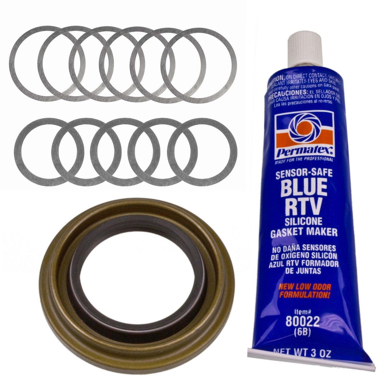 ExCel XL-1034-B Ring /& Pinion Install 1//2 Kit Dana 60